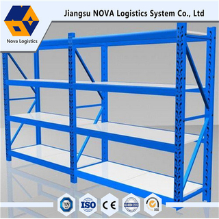 Long Span Medium Duty Racking na may Ce Certificated
